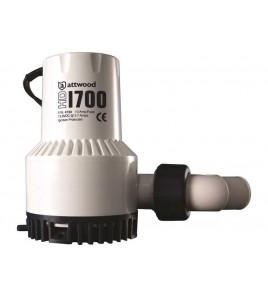 POMPE DI SENTINA ATTWOOD HD HD-1700 LT 107 BOCCA DA 30 MM 12 V