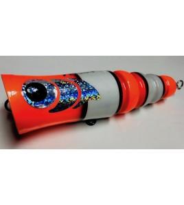 Popper Tropico Modello GT Trevally Col Nemo Orange GR 170 cm 19