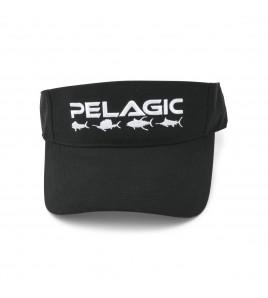 CAPPELLINO PELAGIC PERFORMANCE FISHING VISOR -BLACK