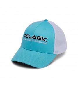 CAPPELLINO PELAGIC OFFSHORE FISHING HAT - LIGHT BLUE