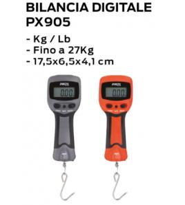 Bilancia Digitale Prox PX 905 fino a 27 KG Colore Grigia
