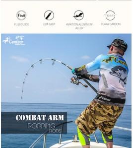 CANNA CENTAUR Da POPPING COMBAT ARM PIEDI 7,1 MT 216 PE 6-10