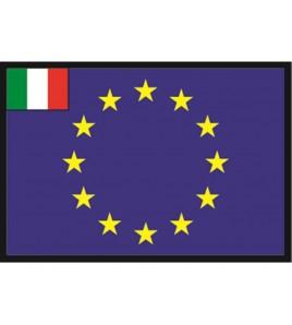BANDIERA ITALIA UNIONE EUROPEA X IMBARCAZIONI
