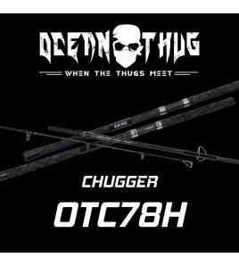 CANNA DA POPPING BONE FISHING OTC78H OceanThug Pop Chugger PE 8 - 12