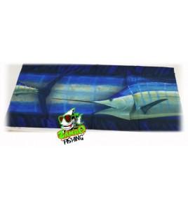 Bandana Multiuso Traspirante Pesca Modello Marlin