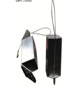 PASTURATORE INOX A STRAPPO SMALL GR 550