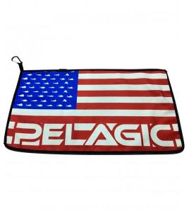 ASCIUGAMANO PELAGIC AMERICAMO HAND TOWEL 42 X 33