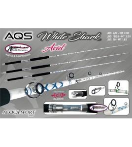 CANNA AQS TRAINA COL VIVO White Shark Acid LB 6/12 cm 200