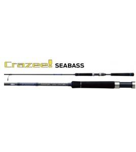CANNA SPINNING TAILWALK CRAZEE SEABASS 1002 ML PIEDI 10 PE 1.5 MAX 35 GR