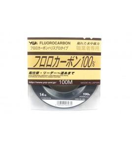FILO YGK FLUOROCARBON DIAMETRO 20,5 MM BOBINE DA 100 MT