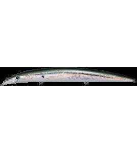 ARTIFICIALE TRAINA FISHUS 120 MM COLORE 126 JUREL GR 13 FLOATING
