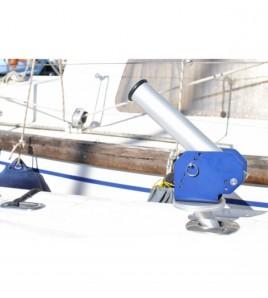 PORTACANNE GIREVOLE TG Colore BLUE Zambofishing