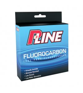 FILO P-LINE FLUOROCARBON SOFT mm 0,29 BOBINA 100 MT