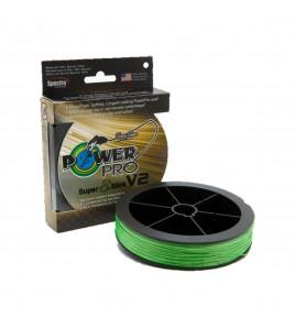 Power Pro Super 8 Slick V2 2740 m 0,19mm 15 kg Aqua Green
