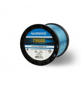 FILO SHIMANO TIAGRA HYPER TROLL. IGFA 30LB 1000M CLEAR BLUE