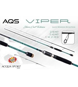CANNA SPINNING AQS SPINNING SHOR VIPER 2-10 GR MT 2,40