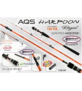 CANNA SLOW PICHT AQS HARPOON ACID 160 GR