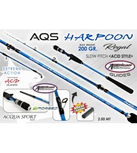 CANNA SLOW PICHT AQS HARPOON ACID 200 GR