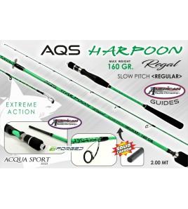 CANNA SLOW PICHT AQS HARPOON REGULAR 160 GR