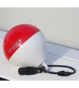 Boetta Galleggiante ad alta visibilità per il Big Game - Small - COMBI Rosso
