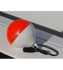 Boetta Galleggiante ad alta visibilità per il Big Game - Small - COMBI Rosso Fluo