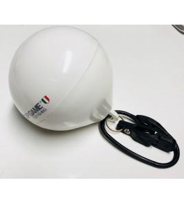Boetta Galleggiante ad alta visibilità per il Big Game - Small - COMBI Bianco