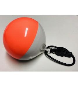Boetta Galleggiante ad alta visibilità per il Big Game - Small - COMBI Arancio
