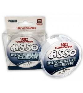 FILO ASSO ASSO INVISIBLE CLEAR MM 50 LB 31,3 MT 50 FLUOROCARBON