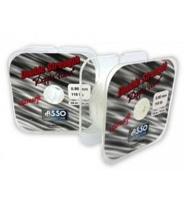 FILO PESCA ASSO DOUBLE STRENGTH ULTRA SOFT MM 100 LB 110 MT 150 NYLON