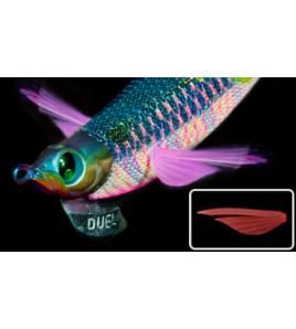 Totanara DUEL EZ-Q FINPLUS RUNNING Misura 3,5 GR 20 Colore KVRP GLOW
