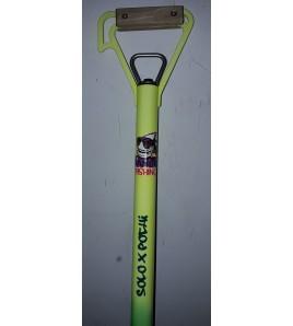 Boga Grip Pratiko Colore Lime Green By Zambofishing MT 0,80