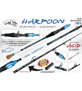 CANNA SLOW PICHT AQS HARPOON ACID 200 GR WHITE