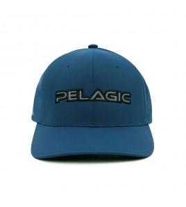 CAPPELLINO PELAGIC DELTA FLEXFIT DELTA CAP BLACK