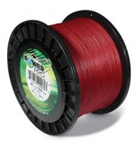 Powe Pro Spectra mm 0,43 KG 48 LB 106 Colore Rosso 4 Fili