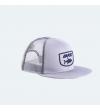 CAPPELLINO BKK Tuna Snapback Hat GREY