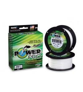 Power Pro Spectra mm 0,41 KG 40 LB 88 MT 2740 Colore Bianco 4 Fili