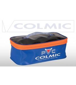 BORSA PVC EVA ORANGE kANGURO SERIES COLMIC CM 35 X 12 H 9
