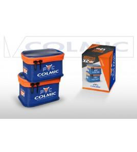 BORSA PVC EVA COMBO 2X SCORPIO 100 COLMIC CM 13 X 9 H 8,5