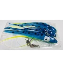 Filosa 3 Polpetti Armati Octopus Squid 10 cm Colore Blu yellow
