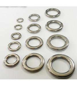 Solid Ring Vertical Jigging misura 12 KG 523 10 pezzi