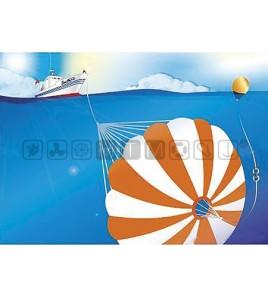ANCORE GALLEGGIANTI PARA-ANCHOR SEA GUARDIANS Diametro 380 CM Barca Fino a 12 Metri