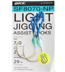 ASSIST BKK 2/0 SF 8070-NP JIG DA VERTICAL JIGGING