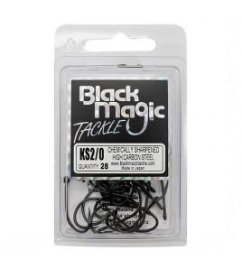 AMO BLACK MAGIC SERIE KS EXTRA STRONG DA TRAINA MISURA 2/0 PZ 32