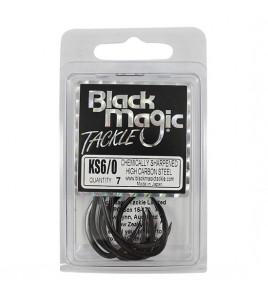 AMO BLACK MAGIC SERIE KS EXTRA STRONG DA TRAINA MISURA 6/0 PZ 7