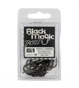 AMO BLACK MAGIC SERIE KS EXTRA STRONG DA TRAINA MISURA 4/0 PZ 32