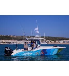Pescare a Vieste nel Gargano Puglia Matteo e Zambo Fishing Adventure
