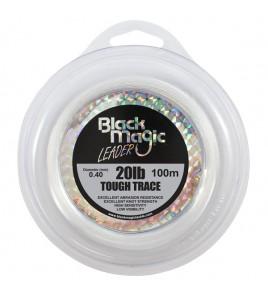 FILO TOUGH TRACE 20 LB MM 0,40 BLACK MAGIC SUPER SENSITIVE ULTRA INVISIBILE