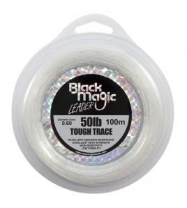 FILO TOUGH TRACE 50 LB MM 0,60 BLACK MAGIC SUPER SENSITIVE ULTRA INVISIBILE