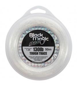 FILO TOUGH TRACE 130 LB MM 1,20 BLACK MAGIC SUPER SENSITIVE ULTRA INVISIBILE