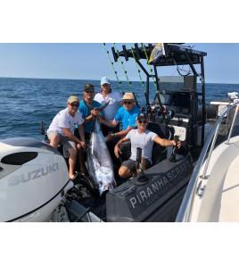 CHARTER PESCA Con Alex Zambo Fishing Adventure ADRIATICO ALBARELLA BARRICATA-PORTO GARIBALDI-LIDO DEGLI ESTE–MARINA DI RAVENNA
